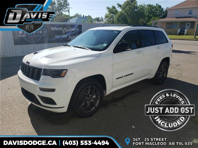 2020 Jeep Grand Cherokee Limited (Stk: 16184) in Fort Macleod - Image 1 of 25