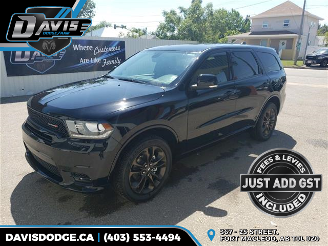 2020 Dodge Durango GT (Stk: 17415) in Fort Macleod - Image 1 of 22
