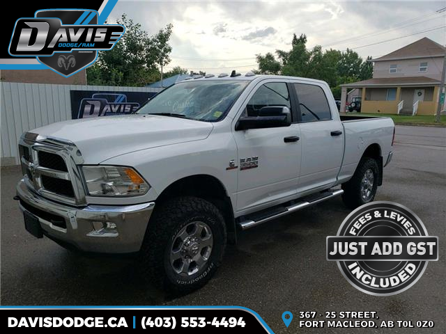 2018 RAM 3500 SLT (Stk: 17507) in Fort Macleod - Image 1 of 18