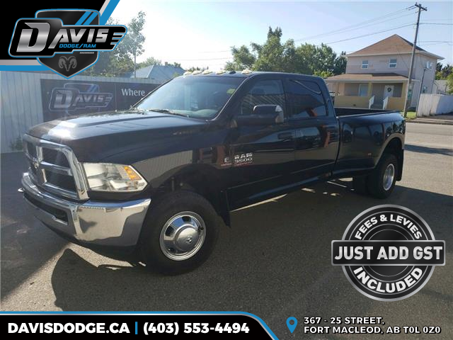 2014 RAM 3500 ST 3C63RRGL9EG198255 17483 in Fort Macleod