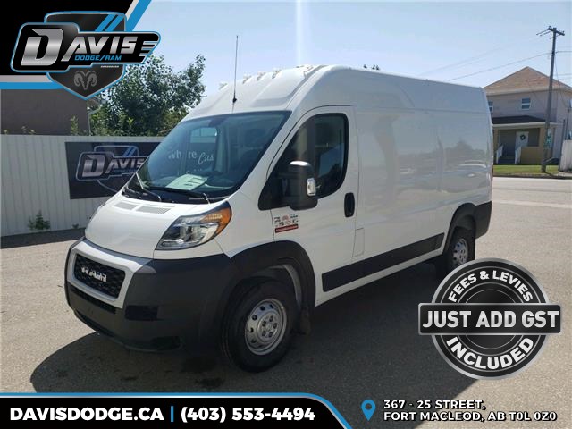 2020 RAM ProMaster 1500 Base (Stk: 17582) in Fort Macleod - Image 1 of 22