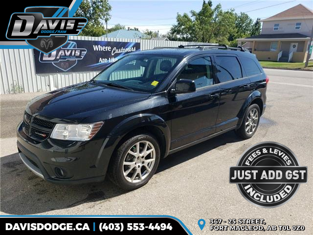 2013 Dodge Journey R/T Rallye (Stk: 17670) in Fort Macleod - Image 1 of 19