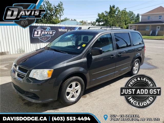 2011 Dodge Grand Caravan SE/SXT (Stk: 17672) in Fort Macleod - Image 1 of 16