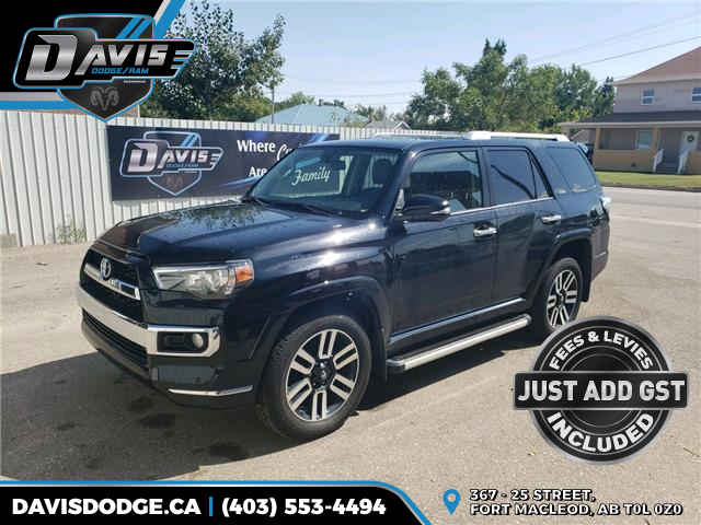 2016 Toyota 4Runner SR5 (Stk: 17620) in Fort Macleod - Image 1 of 21