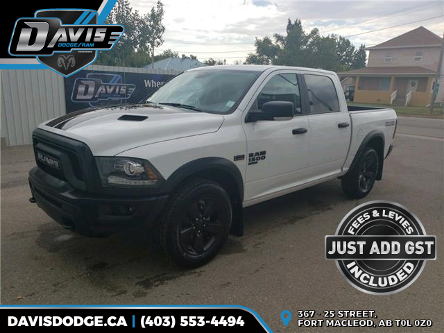 2020 RAM 1500 Classic SLT (Stk: 16856) in Fort Macleod - Image 1 of 20