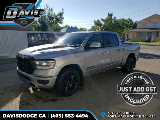 2020 RAM 1500 Sport (Stk: 17731) in Fort Macleod - Image 1 of 19