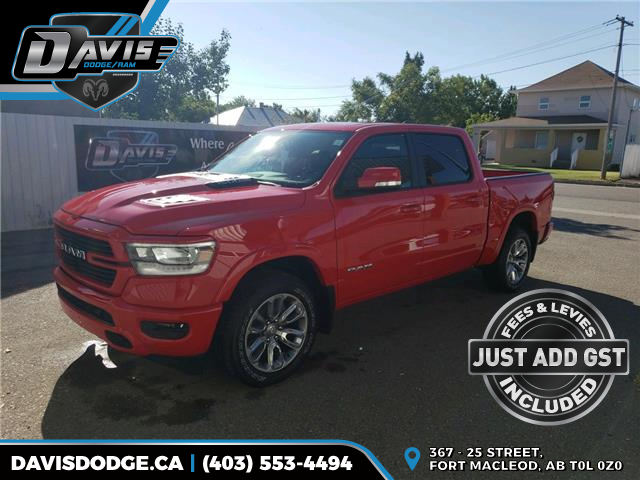 2020 RAM 1500 Laramie (Stk: 17734) in Fort Macleod - Image 1 of 19