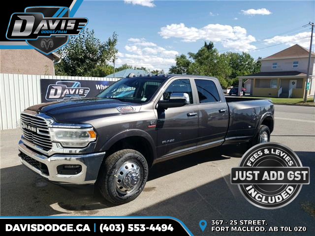 2020 RAM 3500 Laramie (Stk: 17732) in Fort Macleod - Image 1 of 19