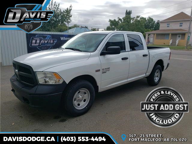 2019 RAM 1500 Classic ST (Stk: 16422) in Fort Macleod - Image 1 of 16