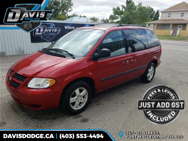 2006 Dodge Caravan Base (Stk: 1288) in Fort Macleod - Image 1 of 16