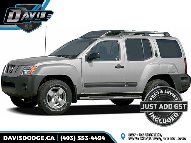 2006 Nissan Xterra Off Road (Stk: 17781) in Fort Macleod - Image 1 of 1