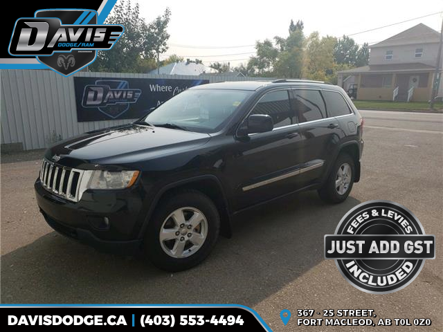 2012 Jeep Grand Cherokee Laredo (Stk: 17754) in Fort Macleod - Image 1 of 16