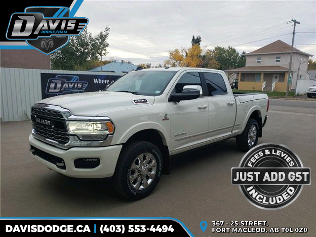 2020 RAM 2500 Limited (Stk: 17939) in Fort Macleod - Image 1 of 24