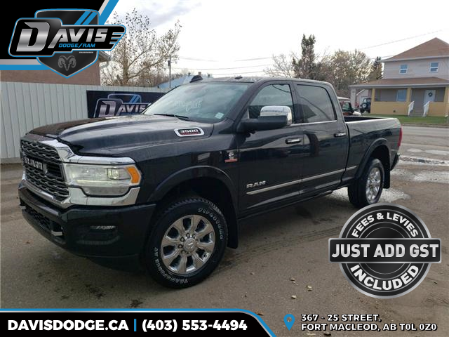 2020 RAM 3500 Limited (Stk: 18104) in Fort Macleod - Image 1 of 20