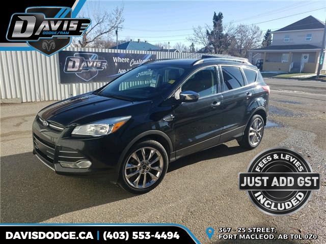 2015 Ford Escape SE (Stk: 18114) in Fort Macleod - Image 1 of 20