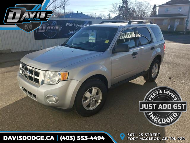 2010 Ford Escape XLT Automatic (Stk: 18113) in Fort Macleod - Image 1 of 13