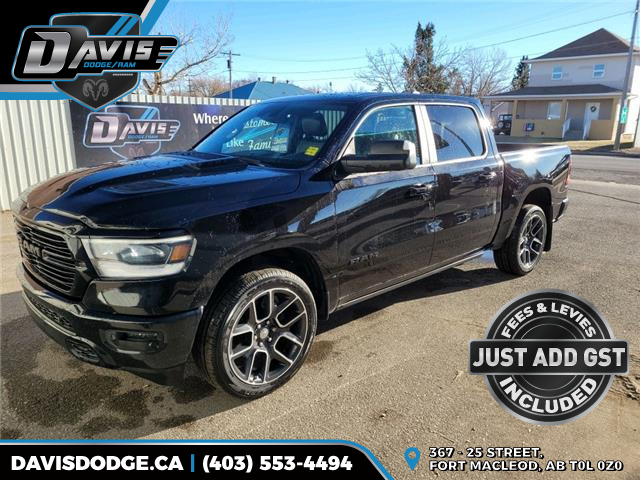 2019 RAM 1500 Sport (Stk: 13651) in Fort Macleod - Image 1 of 22