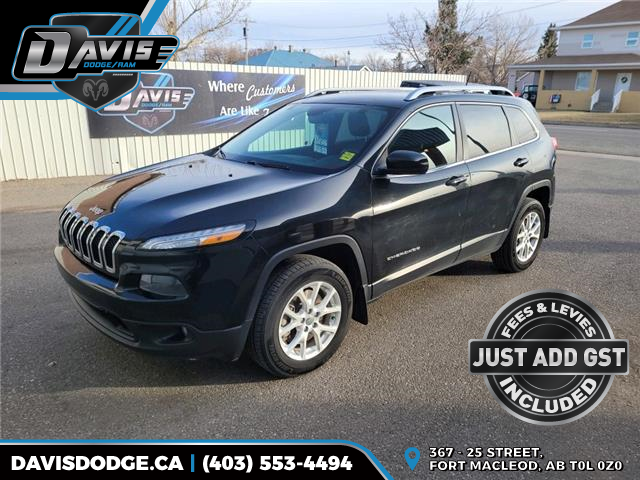 2014 Jeep Cherokee North (Stk: 17245) in Fort Macleod - Image 1 of 19