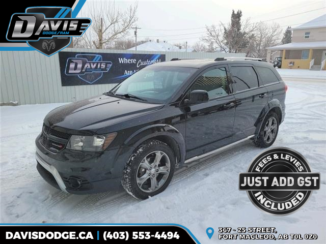 2016 Dodge Journey Crossroad (Stk: 10343) in Fort Macleod - Image 1 of 23