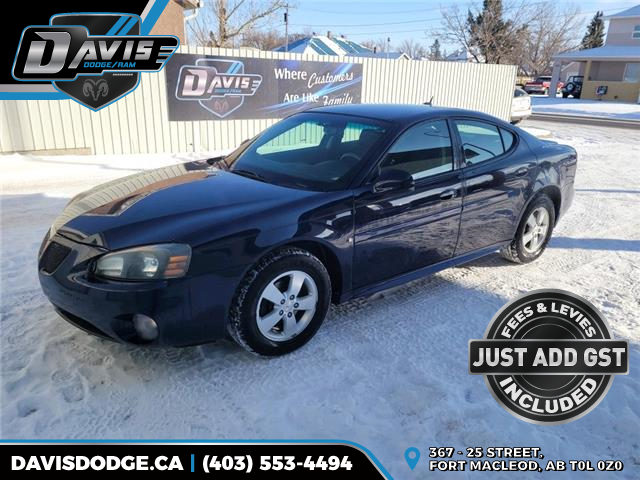 2007 Pontiac Grand Prix Base (Stk: 18476) in Fort Macleod - Image 1 of 15