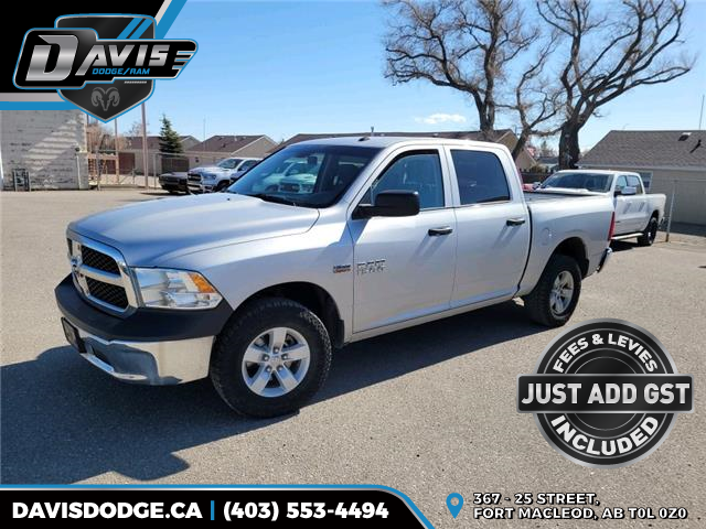 2017 RAM 1500 ST (Stk: 18623) in Fort Macleod - Image 1 of 14
