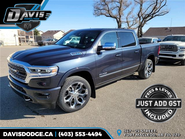 2021 RAM 1500 Limited (Stk: 18750) in Fort Macleod - Image 1 of 26