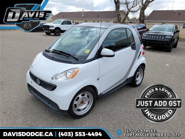 2013 Smart Fortwo Pure (Stk: 18813) in Fort Macleod - Image 1 of 12
