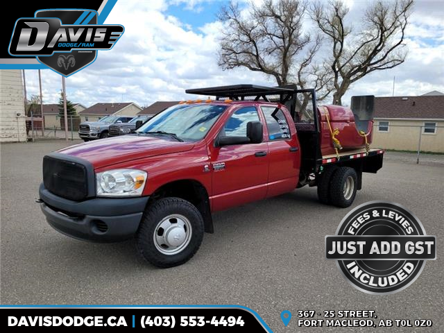 2008 Dodge Ram 3500 ST/SXT (Stk: 18945) in Fort Macleod - Image 1 of 14
