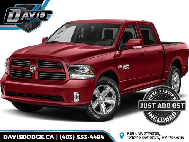 2014 RAM 1500 Sport (Stk: 6111) in Fort Macleod - Image 1 of 1