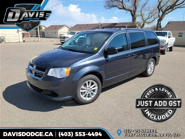 2014 Dodge Grand Caravan SE/SXT (Stk: 6904) in Fort Macleod - Image 1 of 17