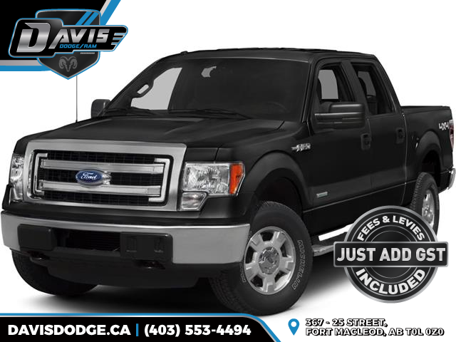 2013 Ford F-150 STX (Stk: 18024) in Fort Macleod - Image 1 of 1