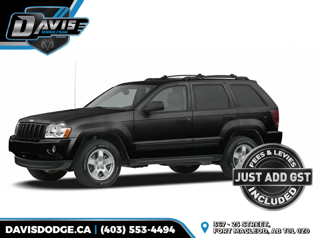 2006 Jeep Grand Cherokee Overland (Stk: 2597) in Fort Macleod - Image 1 of 1