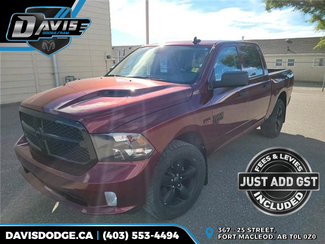 2019 RAM 1500 Classic ST (Stk: 18908) in Fort Macleod - Image 1 of 17