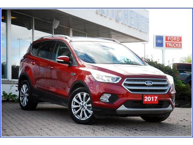 2017 Ford Escape Titanium (Stk: 146190) in Kitchener - Image 1 of 20