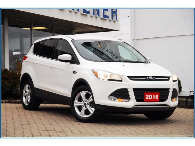 2016 Ford Escape SE (Stk: 146530) in Kitchener - Image 1 of 15