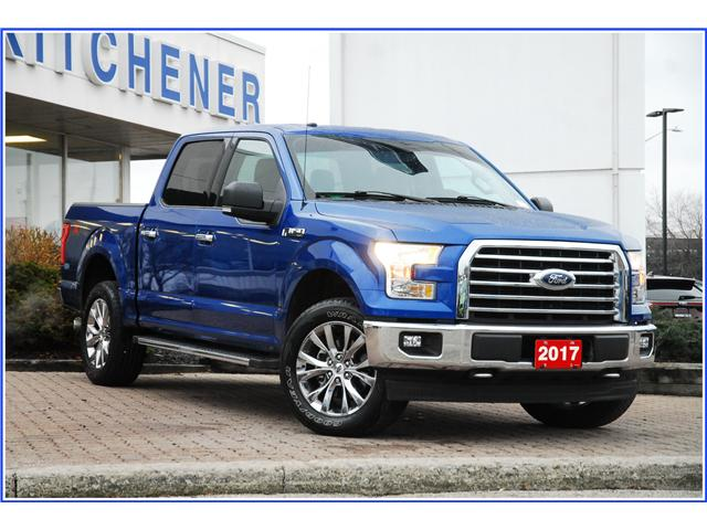 2017 Ford F-150 XLT (Stk: D89990A) in Kitchener - Image 1 of 18