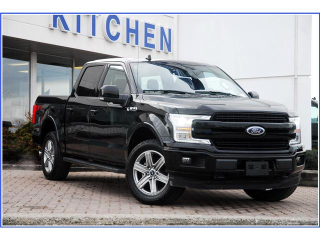 2018 Ford F-150 Lariat (Stk: 8F11230A) in Kitchener - Image 1 of 21