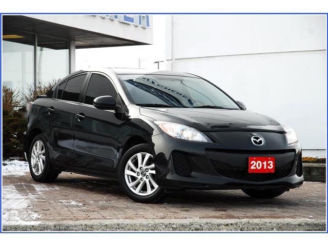 2013 Mazda Mazda3 GS-SKY (Stk: 8F0040A) in Kitchener - Image 1 of 16