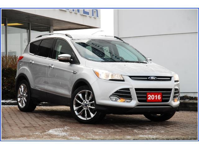 2016 Ford Escape SE (Stk: 146760) in Kitchener - Image 1 of 19