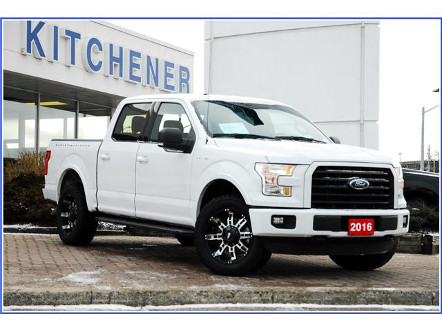 2016 Ford F-150 XLT (Stk: 146680) in Kitchener - Image 1 of 19