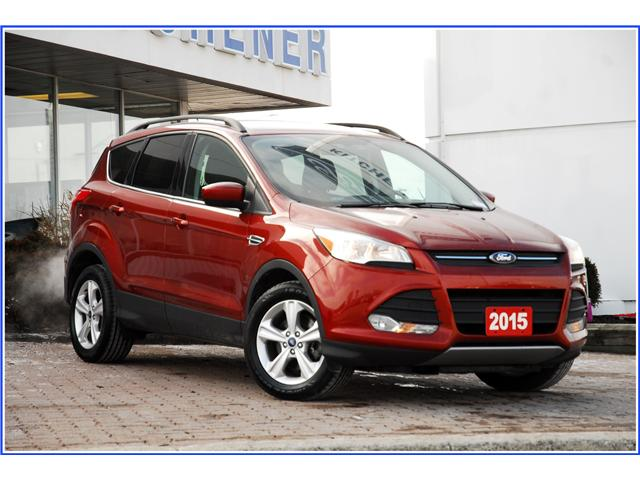 2015 Ford Escape SE (Stk: 8E1000A) in Kitchener - Image 1 of 13