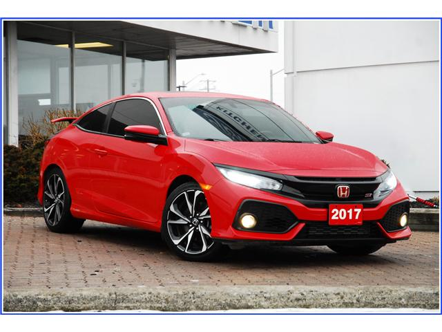 2017 Honda Civic Si (Stk: D92150A) in Kitchener - Image 1 of 16