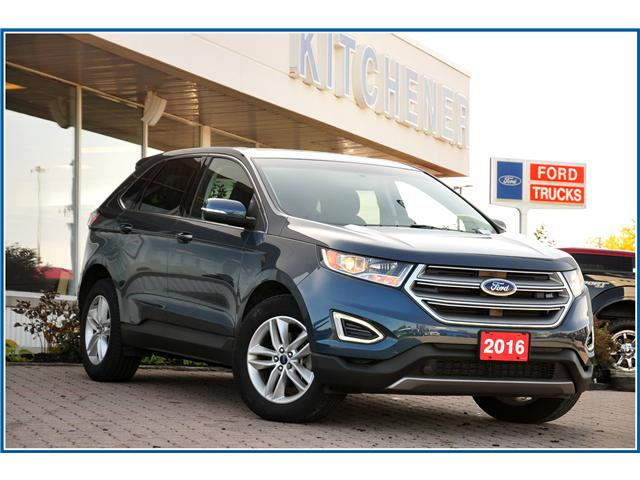 2016 Ford Edge SEL (Stk: 145880) in Kitchener - Image 1 of 18