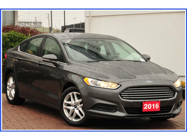2016 Ford Fusion SE (Stk: 145990A) in Kitchener - Image 1 of 18