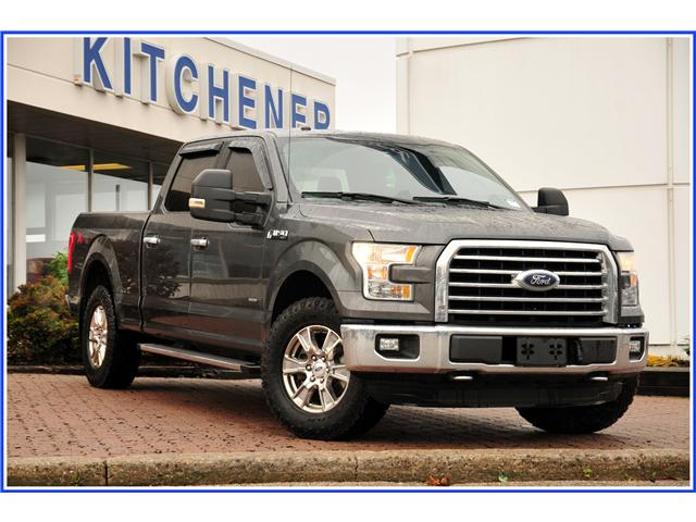 2016 Ford F-150 XLT (Stk: D89810A) in Kitchener - Image 1 of 19