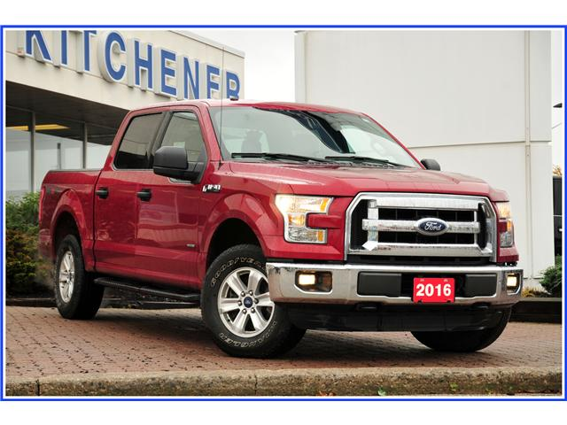 2016 Ford F-150 XLT (Stk: D89860A) in Kitchener - Image 1 of 17
