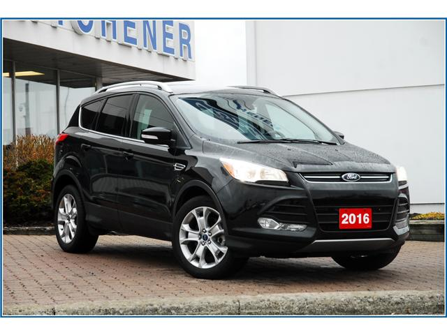2016 Ford Escape Titanium (Stk: 146510X) in Kitchener - Image 1 of 18
