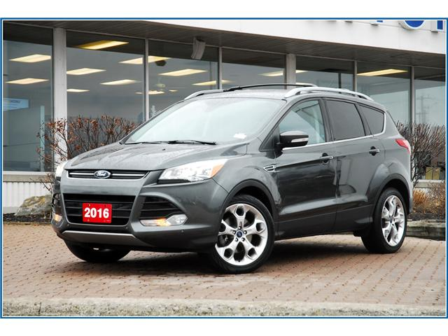 2016 Ford Escape Titanium (Stk: 146520) in Kitchener - Image 1 of 17