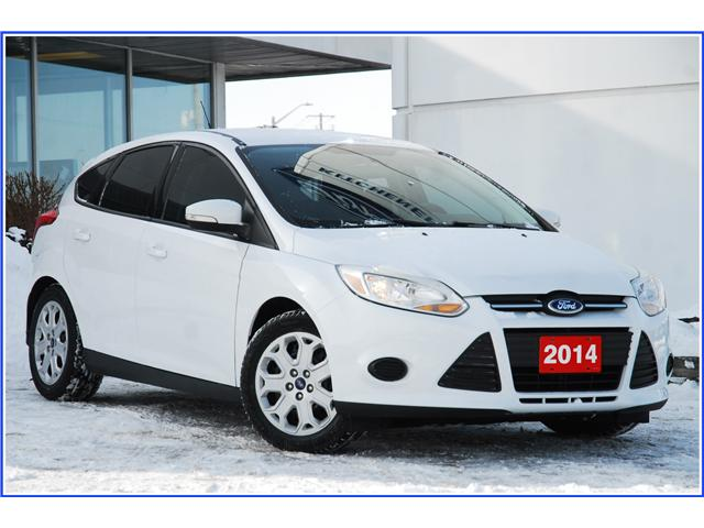 2014 Ford Focus SE (Stk: D92350A) in Kitchener - Image 1 of 15