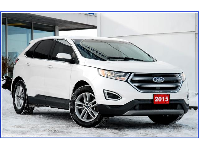 2015 Ford Edge SEL (Stk: 145360BX) in Kitchener - Image 1 of 17
